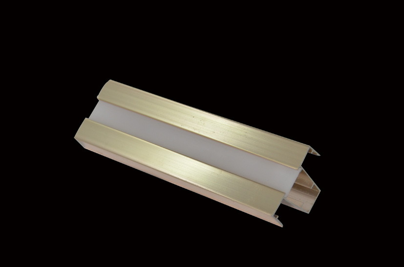 铝梁E-土豪金配灯带